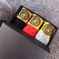 Versace:Men's boxer underwear pants male gift box