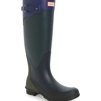 Hunter Original Tall High Tide Rain Boot (Women) | Nordstrom