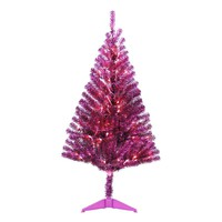 St. Nicholas Square 4-ft. Pine Pre-Lit Artificial Christmas Tree - Indoor
