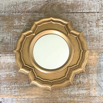 Mirror Wall Mirror Hanging Mirror Bohemian Mirror Ornate Gold Mirror Plastic Mirror Framed Mirror Persian Wall Hanging Mirror