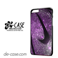 Nike Basketball Photo Glitter Violet DEAL-7790 Apple Phonecase Cover For Iphone 6/ 6S Plus