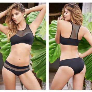 6827 Two Piece Swimsuit