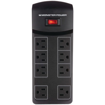 Monster 8-outlet Essentials 800 Surge Protector