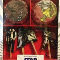 Star Wars Rebel Alliance Cupcake Decorating Kit