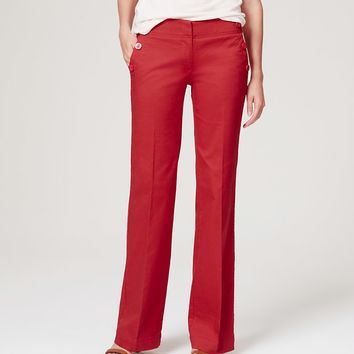 Cotton Sailor Pants in Marisa Fit | LOFT