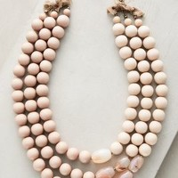 Capwell + Co Jeannette Necklace in Rose Size: One Size Necklaces