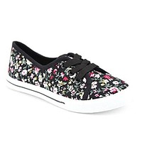 Rockland Girls Adore-32K Low Rise Canvas Sneakers