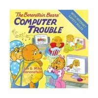 The Berenstain Bears' Computer Trouble - Walmart.com