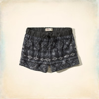 Hollister Shine Short-Shorts