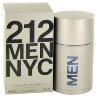 212 Cologne by Carolina Herrera Eau De Toilette Spray