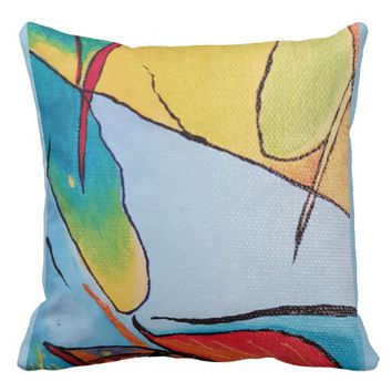ABSTRACT - Micro Art Cushion