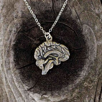 Brain Necklace