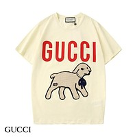 luxury Designers men Df GUCCI T-shirt Alphabet Printing t shirts DfGUCCI Classic Patterns Cotton tshirt men and women fashion t shirt