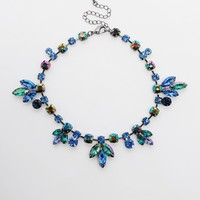 ASOS Crystal Occasion Choker Necklace