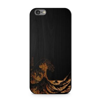 Black Bamboo - Great Wave Off Kanagawa Phone Case