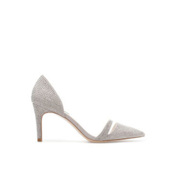 SPARKLY HIGH HEEL SHOE - High - heels - Shoes - WOMAN | ZARA United States