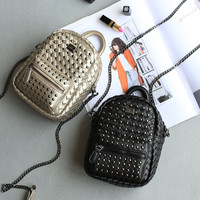 Chain Bags Stylish Vintage Casual Mini Phone [4915788100]