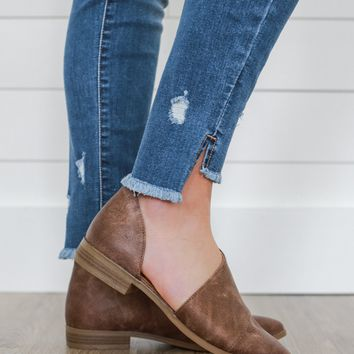 Free Reign Booties - Brown