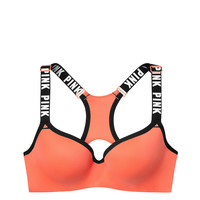 Ultimate Racerback Push-Up Bra - PINK - Victoria's Secret