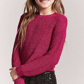 Girls Knit Sweater (Kids)