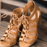 Made For Grooving Heels, Camel
