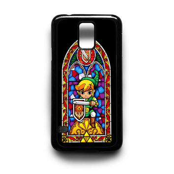 The Legend Of Zelda 04 Samsung S5 S4 S3 Case By xavanza