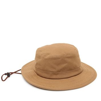 Brixton Tracker Bucket Hat - Mens Backpack - Copper/Rust