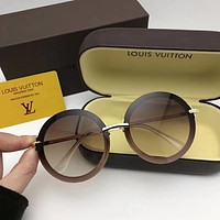 LOUIS VUITTON LV Women Casual Fashion Shades Eyeglasses Glasses Sunglasses
