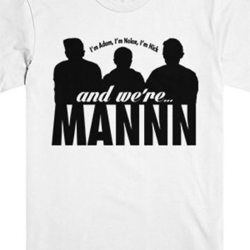 MANNNTV Merch - Official Online Store on District Lines