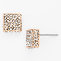 Women's Vince Camuto 'Linear Equation' Stud Earrings