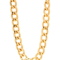 Off-The-Chain-Necklace GOLD - GoJane.com