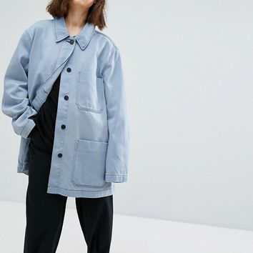 Weekday Sycamore Jacket at asos.com