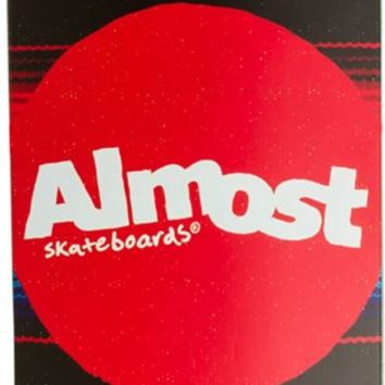 """ALMOST MEXICAN BLANKET DECK 8.0"""""""