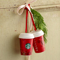 2013 Red Cup Ornament