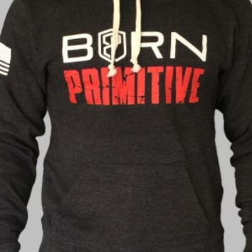 Born Primitive Fleece Men's Hoodie