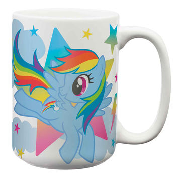 My Little Pony Large 15 oz. Ceramic Coffee Mug