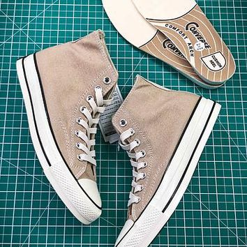 17aw Converse Chuck Taylor All Star Hi Addict Vibram Grey  Sneakers - Best Online Sale