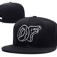 ZZZB Odd Future Logo Adjustable Snapback Embroidery Hats Caps
