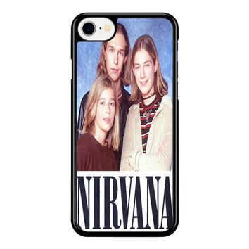 Nirvana Hanson iPhone 8 Case