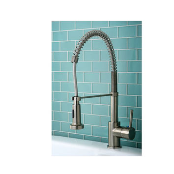 Concord Gourmetier Single Handle Pull-down Spray Kitchen Faucet