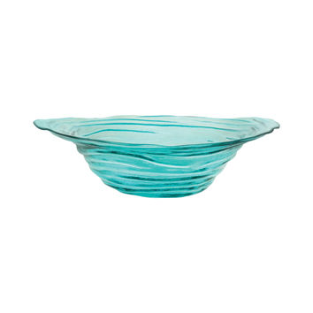 Vortizan 19.5-Inch Bowl In Basic Turquoise Basic Turquoise