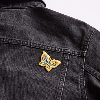Vintage Butterfly Patch - Urban Outfitters