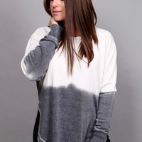 Fade Away Ombre Sweater