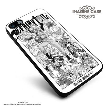 Fairy Tail Manga casesbyvickie case cover for iphone, ipod, ipad and galaxy series