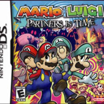 Mario & Luigi 2: Partners in Time for Nintendo DS | GameStop