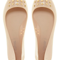 New Look   New Look Lelly Studded Ballet Flats at ASOS