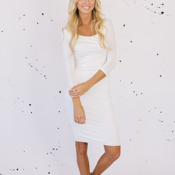 Perfect White Dress