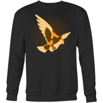 POKEMON PIDGEOT EVOLUTION Sweatshirt T Shirt - TL00472SW