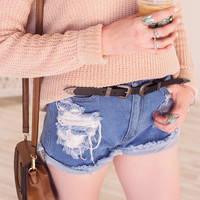 Bases Covered Double Buckle Belt
