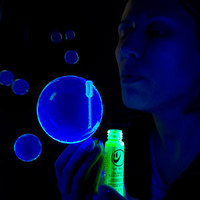 ThinkGeek :: Tekno Black Light Bubbles
